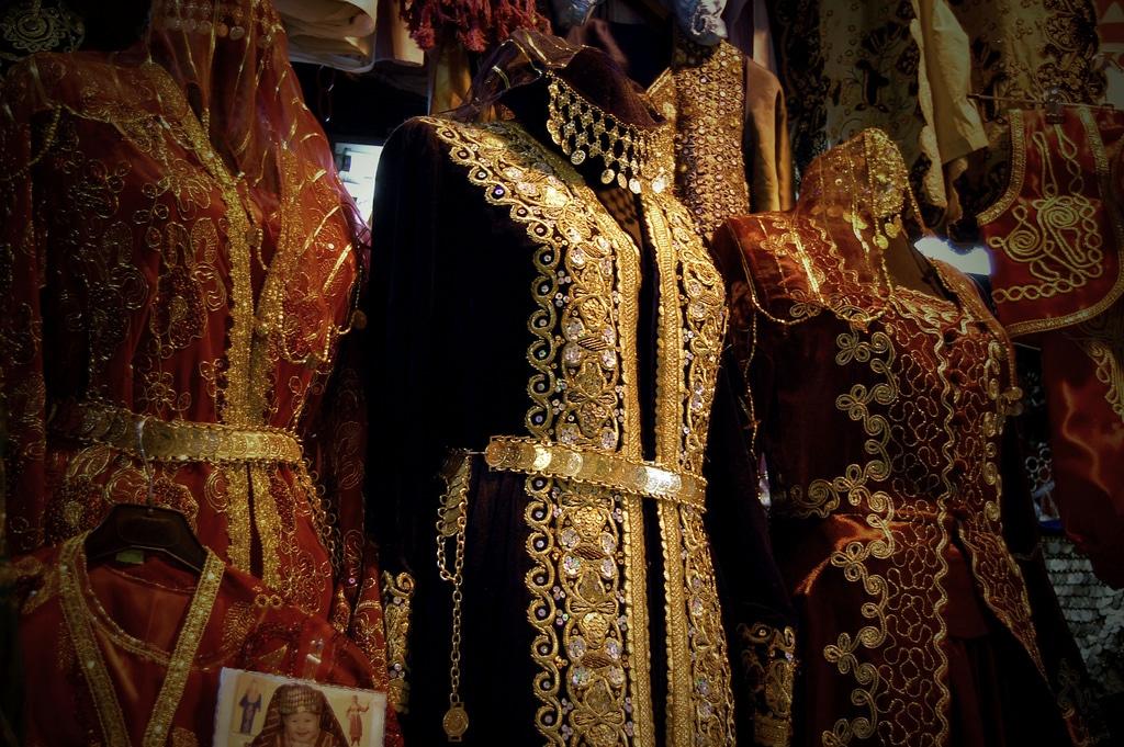Vestimenta de al cultura de Turquía