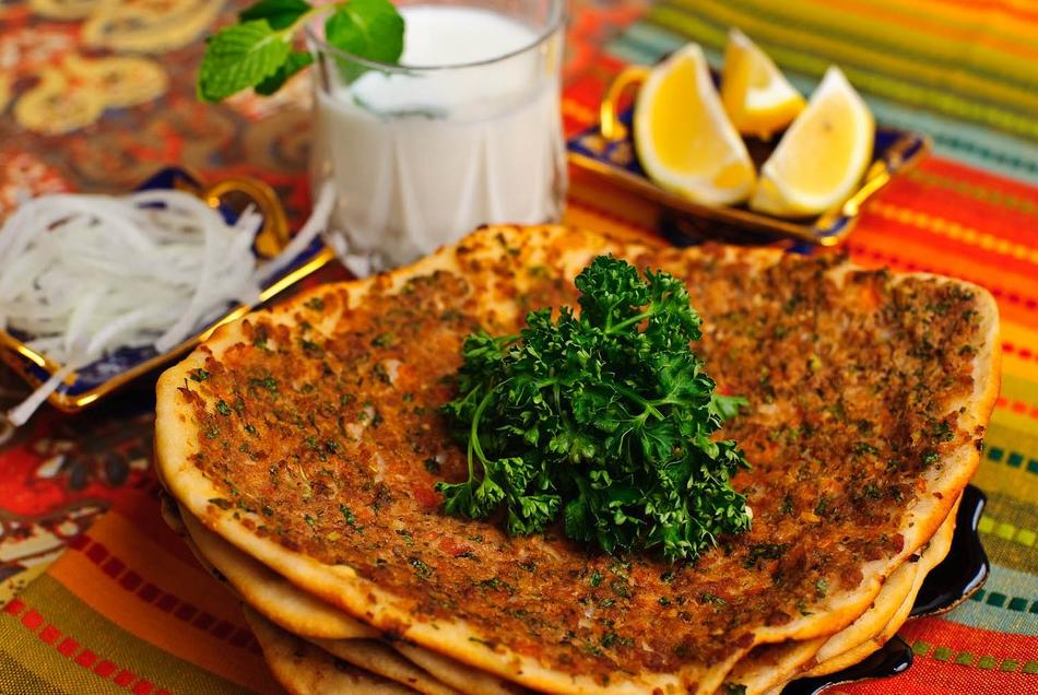 gastronomía de la cultura de Turquía