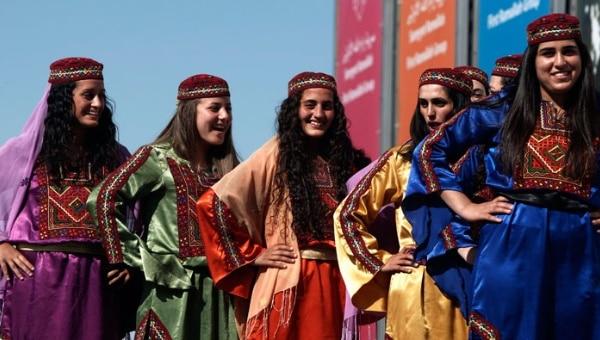 bailes de la cultura palestina