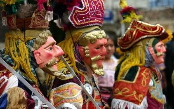 danza de Guatemala moros y cristianos