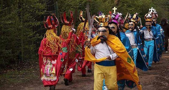 danza de Guatemala la conquista