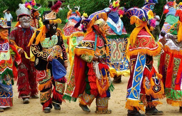 danzas de Guatemala por departamento