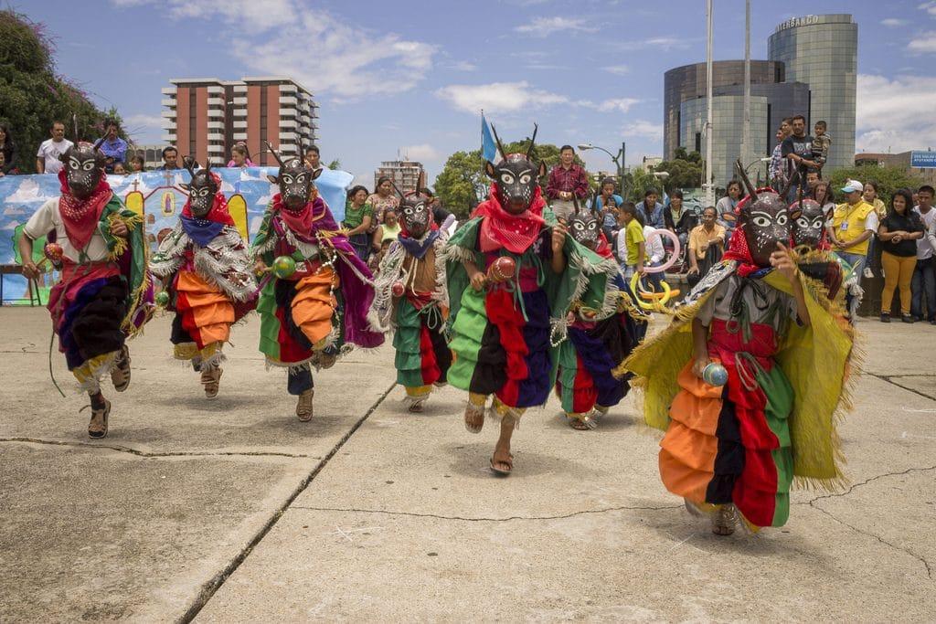 danzas de Guatemala toritos