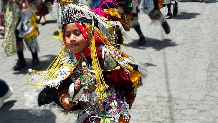 Danza de Guatemala los pascarines