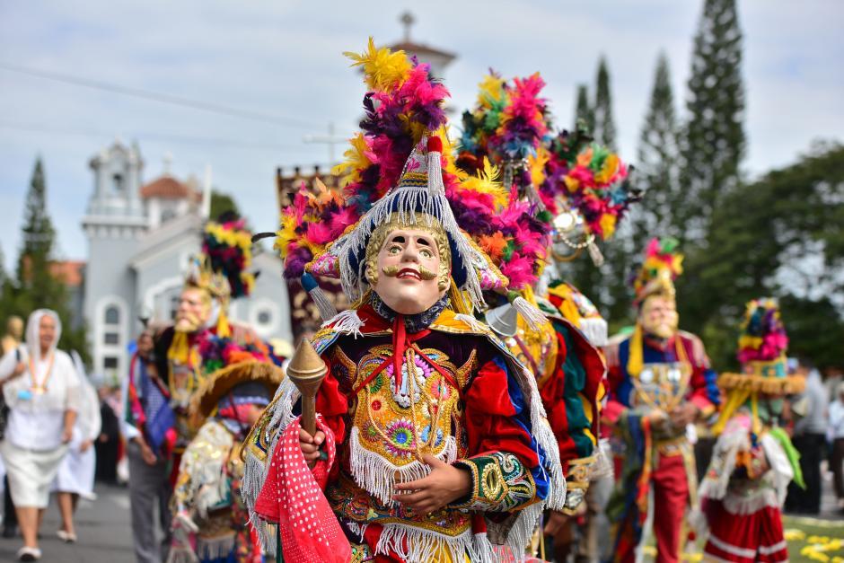 danza de los moros y cristianos Guatemala