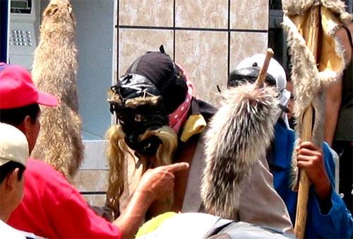 danza de los animalitos Guatemala