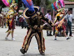 danzas de Guatemala los mexicanos