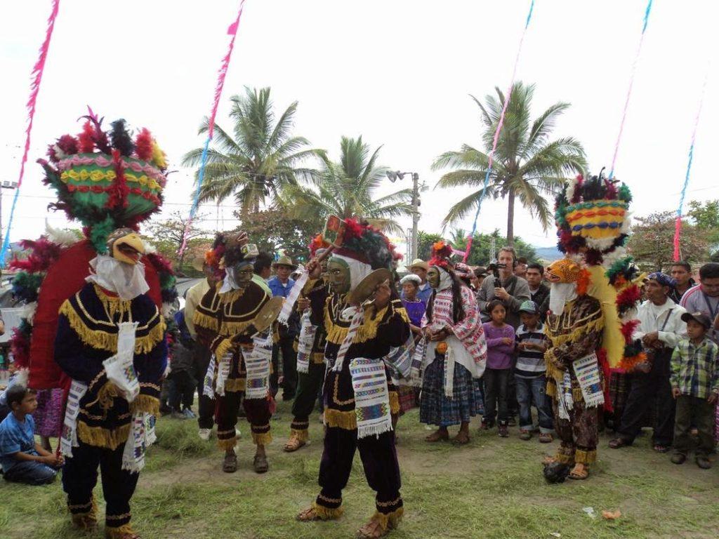 danzas de Guatemala región norte