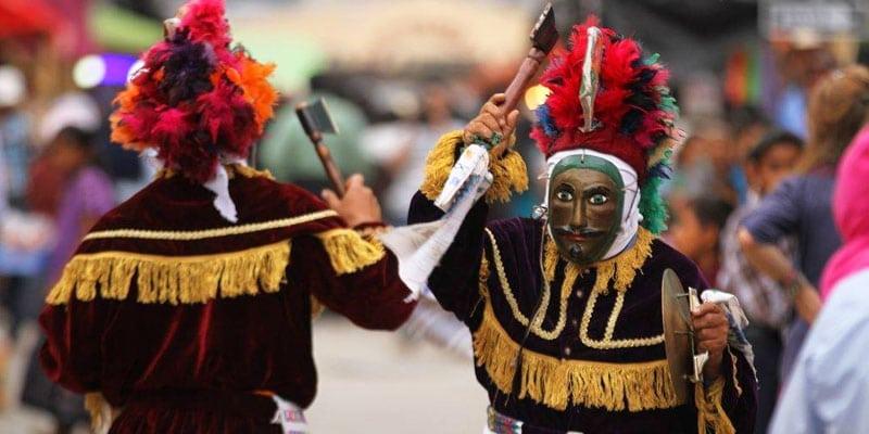 danzas de Guatemala históricas el rabinal