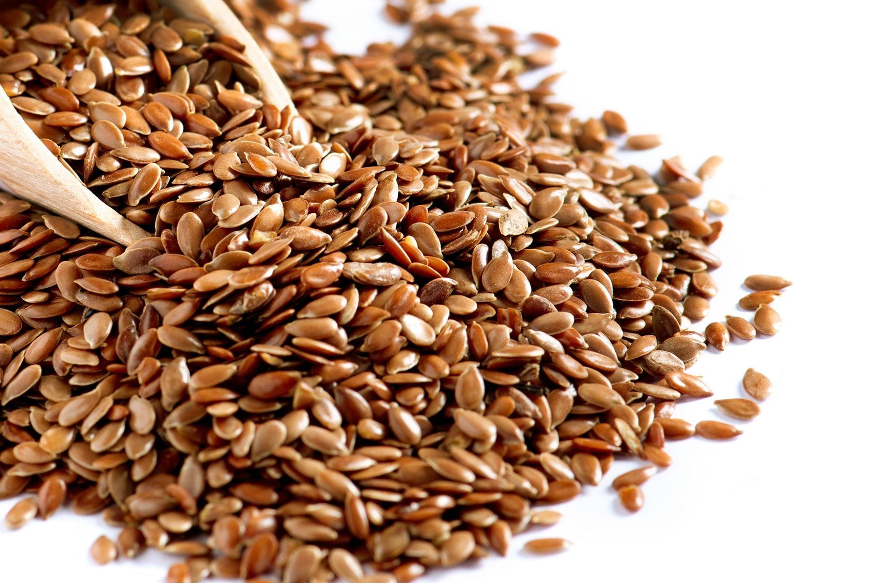 las semillas de lino sirven para adelgazar