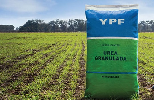 Fertilizantes de urea
