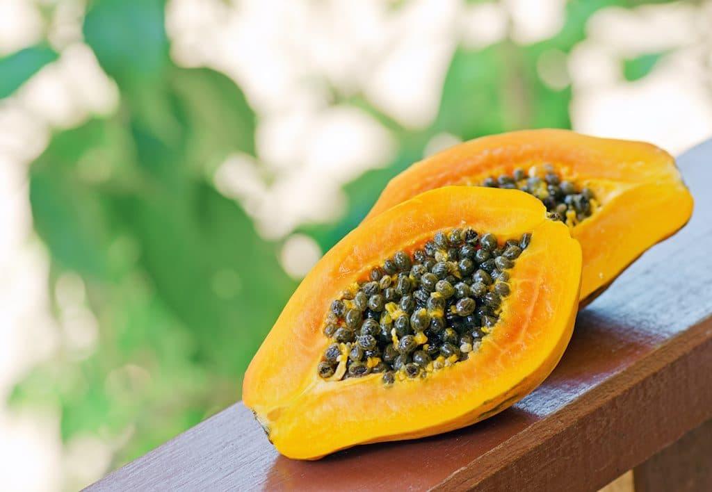 cuantas semillas de papaya para bajar de peso