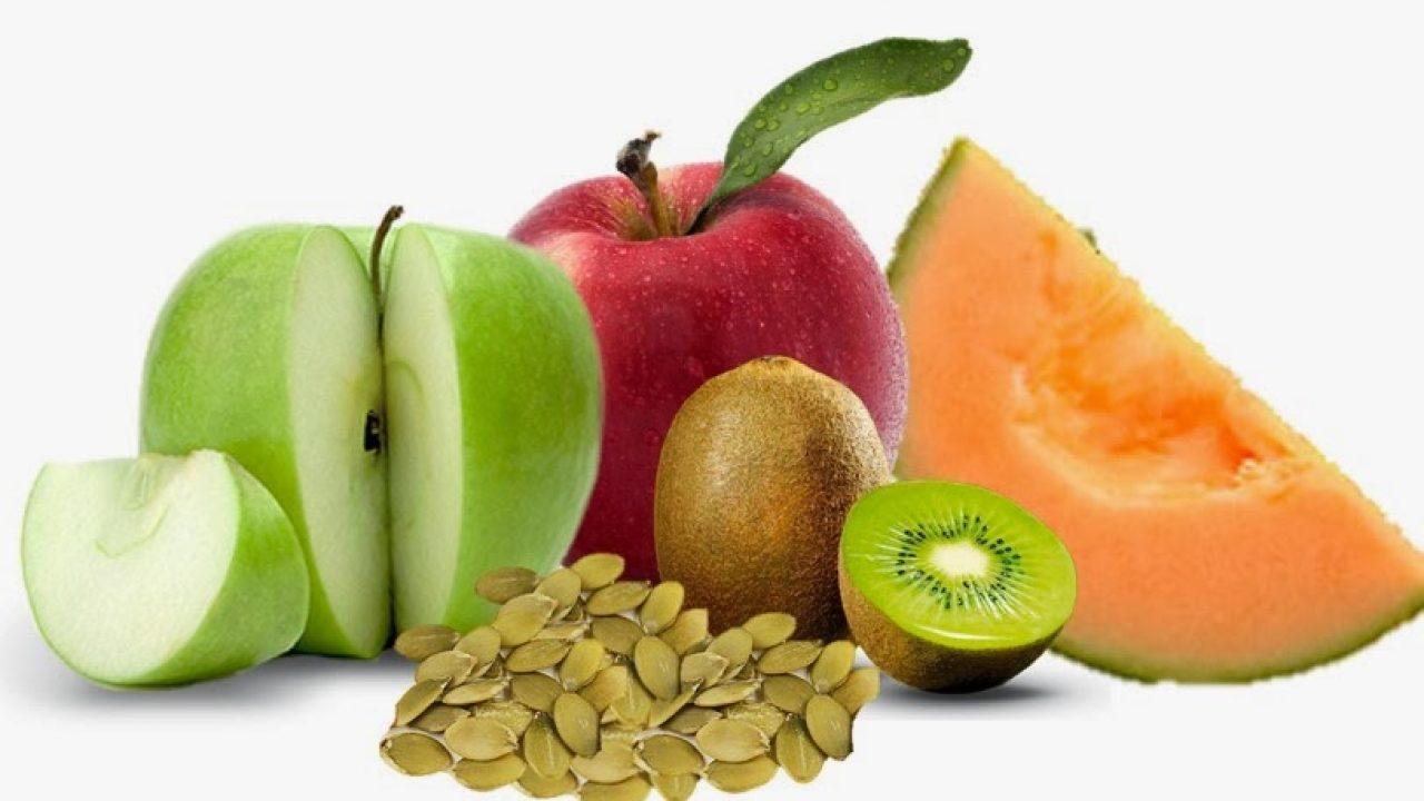 imagenes de frutas con semillas para colorear
