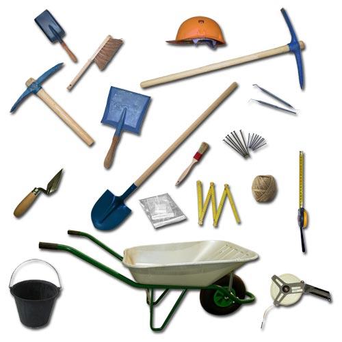 las herramientas agricolas