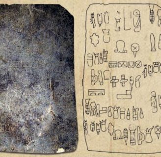 ¿Conoces la escritura de los olmecas? Descubre aquí