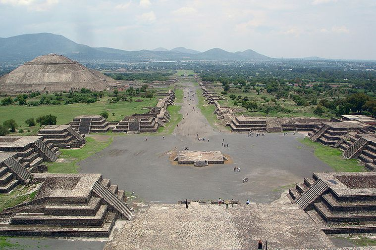 economia de la cultura teotihuacana