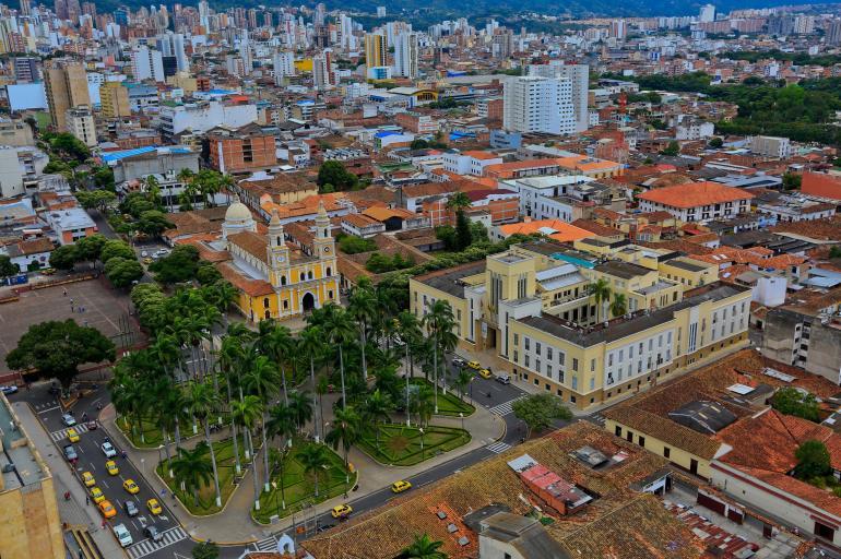 Departamentos de Colombia 1
