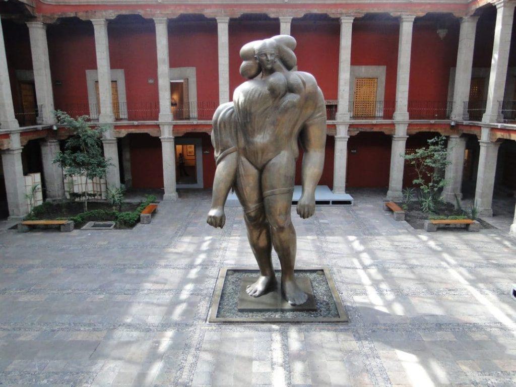 esculturas mexicanas