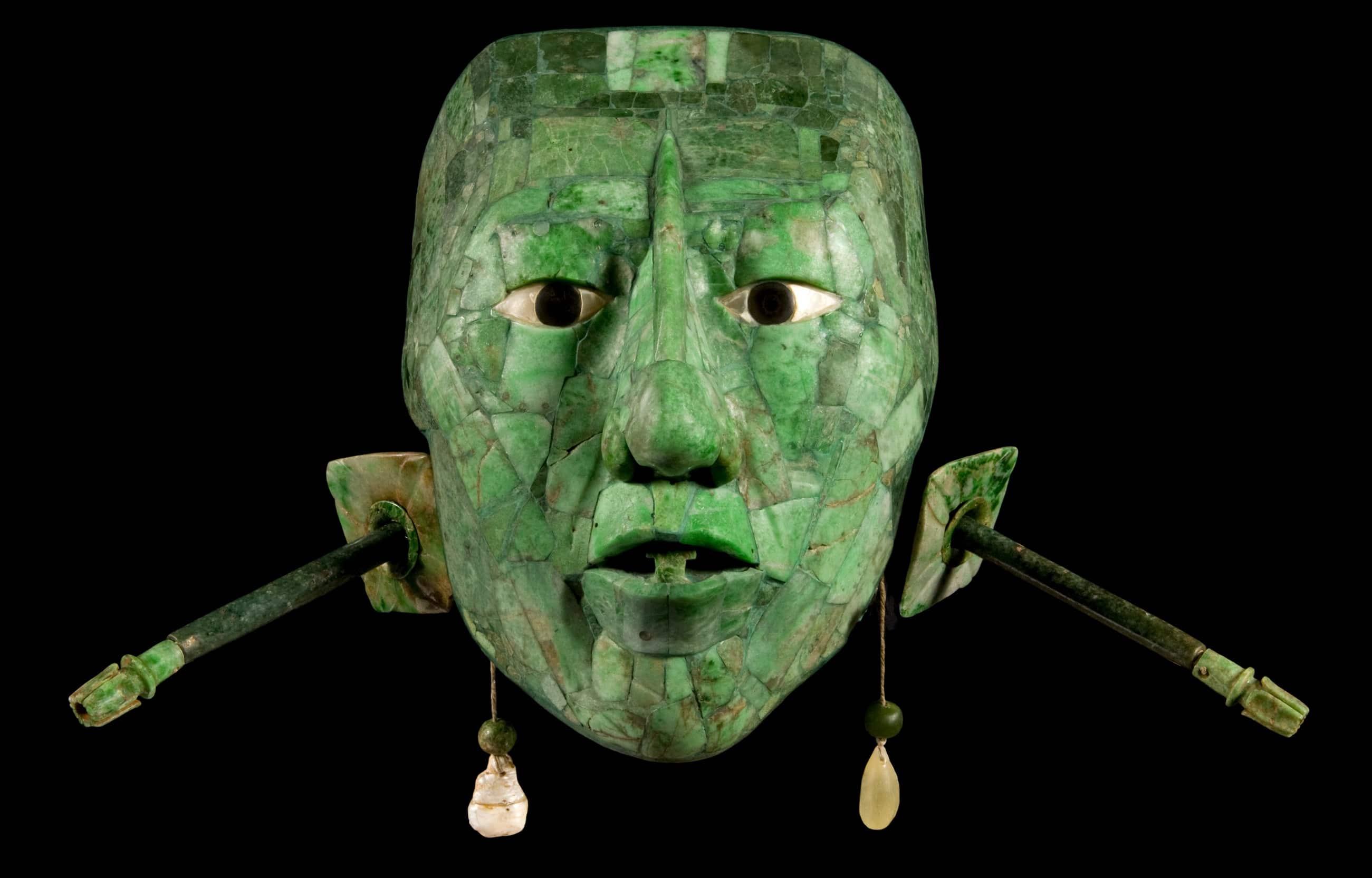 Mascaras Maya Historia Significado El Jaguar Y Mucho Mas