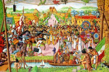 religión de los totonacas