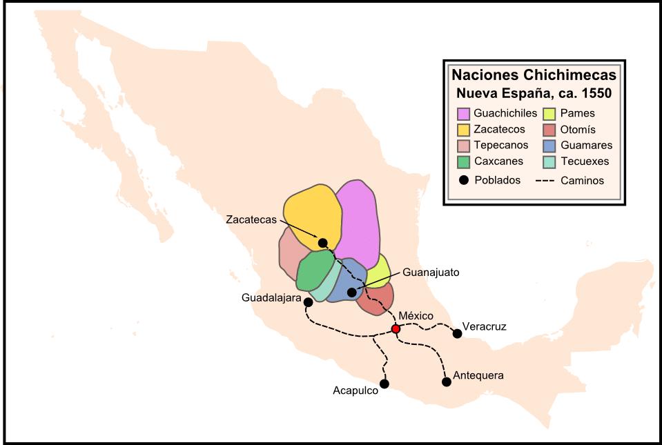 Chichimecas