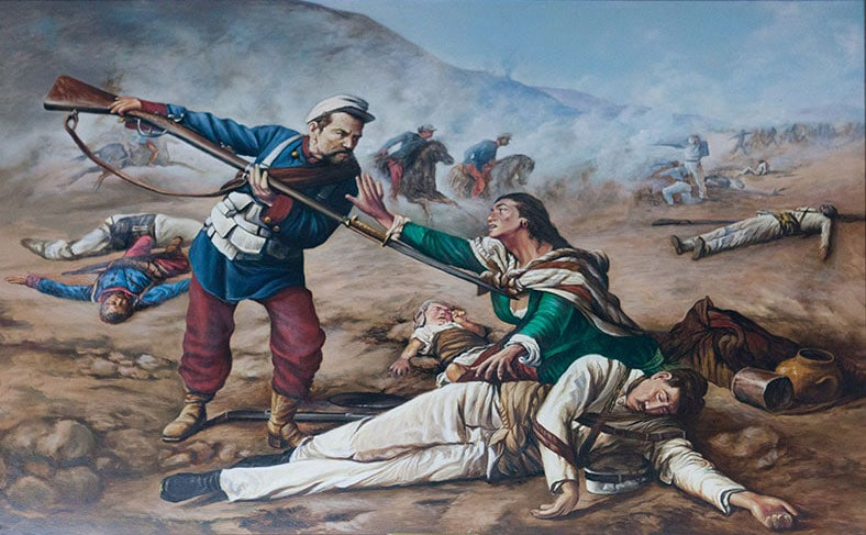 batalla de huamachuco 1