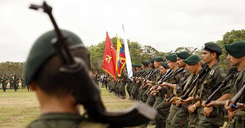 conflicto armado en colombia 1