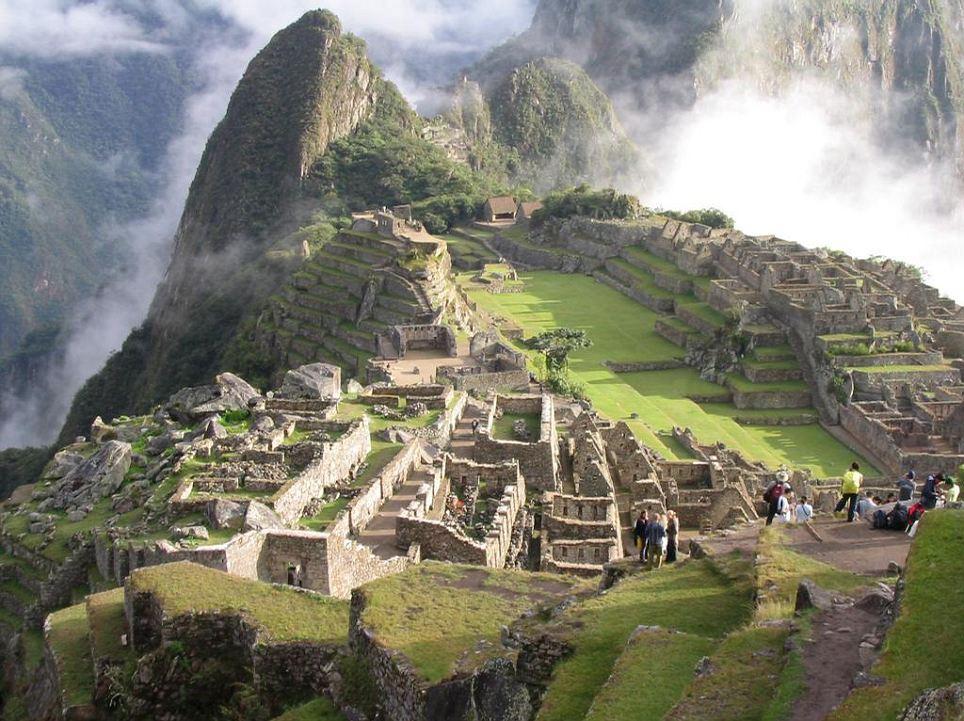 organizacion politica de los incas