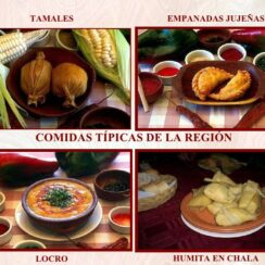 Comidas Típicas de Jujuy