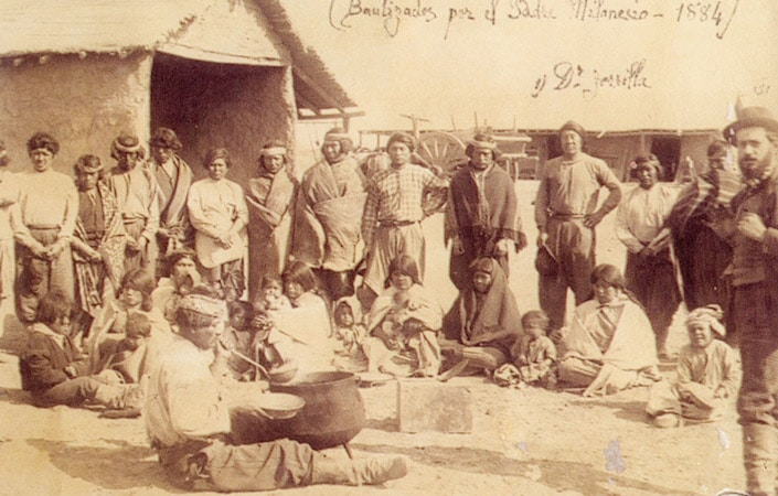 Indios Argentinos