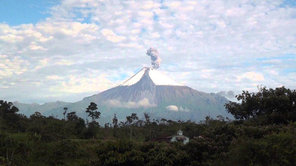 patrimonios naturales del ecuador