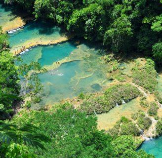Ríos de Guatemala: Nombres, ubicación, y mucho más