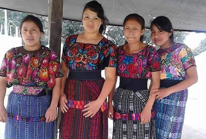 traje típico de chichicastenango