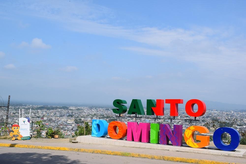 SANTO DOMINGO DE LOS TSACHILAS