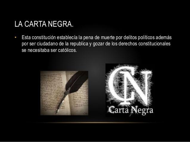 Carta Negra