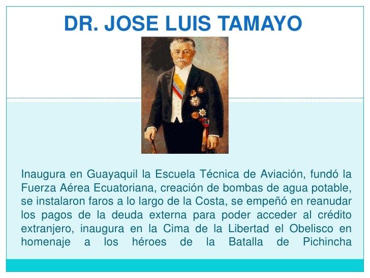 Jose Luis Tamayo