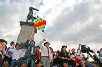 movimiento indigena