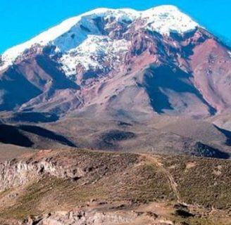 Volcan chimborazo: Características, Ubicación, altura y más