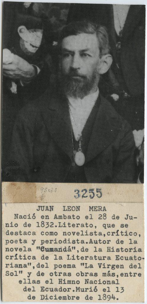 JUAN LEON MERA