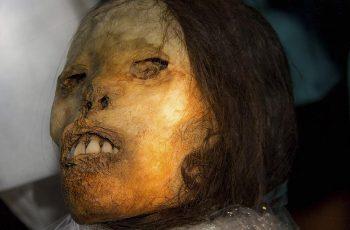 Momia de Juanita