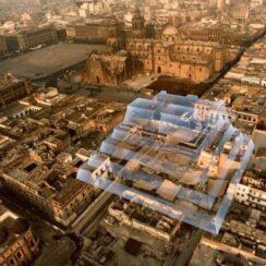 La historia de Tenochtitlan