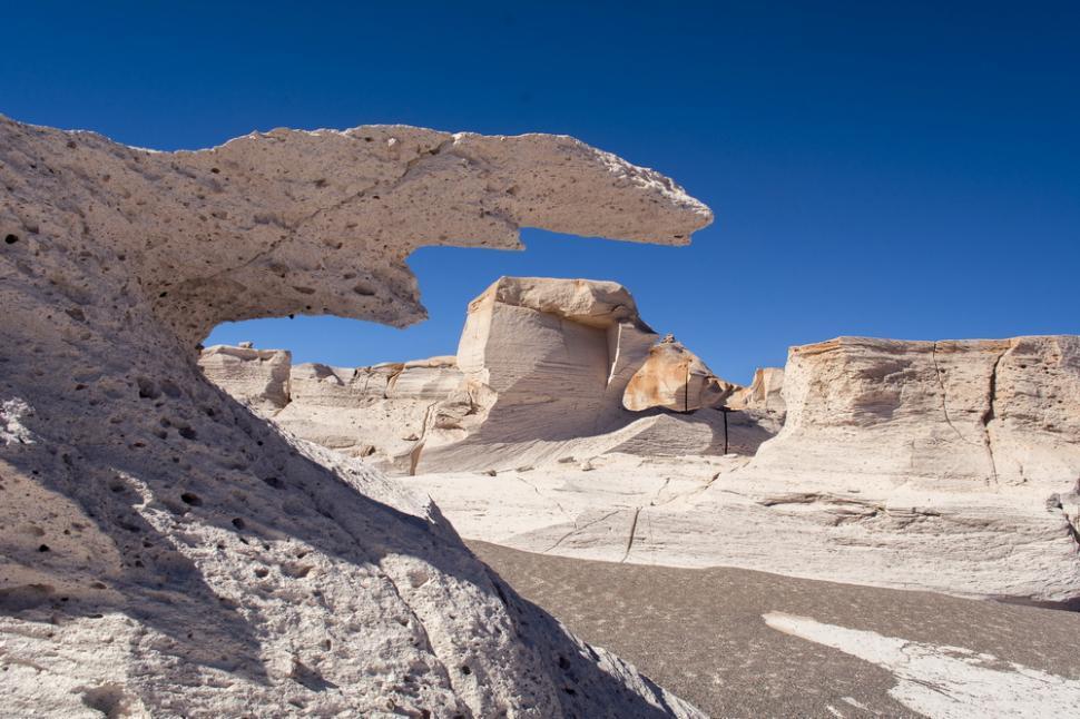 Catamarca y su paisaje de campo de piedra Pómez