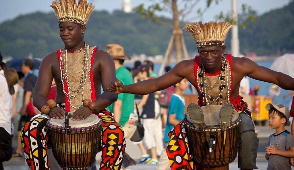 Cultura de Angola: