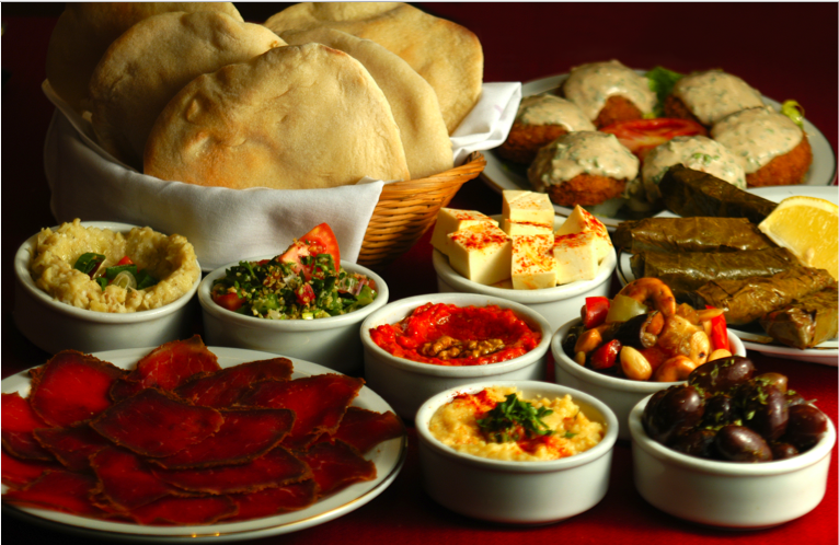 Comida de la cultura de Armenia