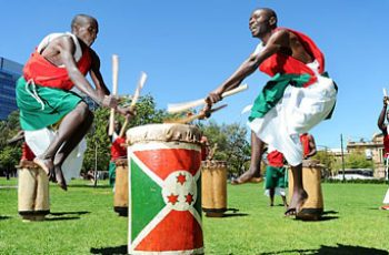 Cultura de Burundi